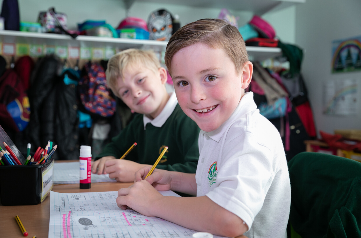 Give Your Child a Flying Start to School Life at Forest & Sandridge